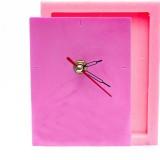 직사각 시계 방향제 수제 실리콘 몰드