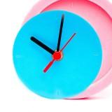 원형 시계 방향제 수제 실리콘 몰드
