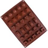초콜렛25구 몰드