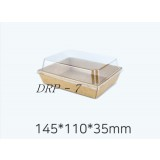 DRP - 7 샌드위치용기 100개 (크라)