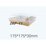 DRP - 11 샌드위치 용기 100개 (크라)